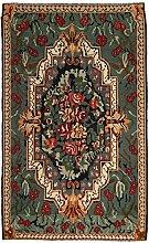 CarpetVista Kelim Rosen Teppich 191x317
