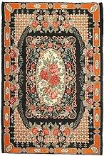 CarpetVista Kelim Rosen Teppich 208x315