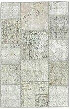 CarpetVista Patchwork Teppich 100x152 Moderner