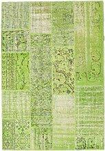 CarpetVista Patchwork Teppich 142x206 Moderner