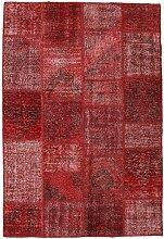 CarpetVista Patchwork Teppich 155x228 Moderner