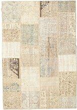 CarpetVista Patchwork Teppich 157x230 Moderner