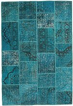 CarpetVista Patchwork Teppich 157x231 Moderner