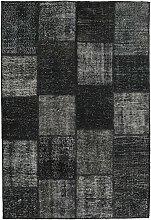 CarpetVista Patchwork Teppich 157x232 Moderner