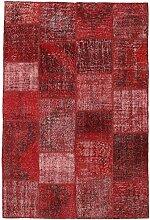 CarpetVista Patchwork Teppich 157x233 Moderner
