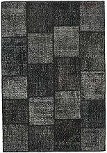 CarpetVista Patchwork Teppich 158x231 Moderner