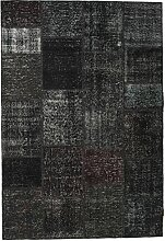 CarpetVista Patchwork Teppich 158x232 Moderner