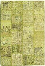 CarpetVista Patchwork Teppich 158x233 Moderner