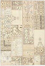 CarpetVista Patchwork Teppich 158x235 Moderner
