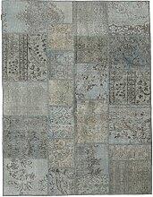 CarpetVista Patchwork Teppich 171x231 Moderner