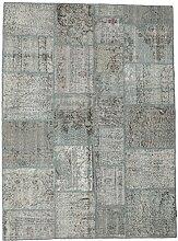 CarpetVista Patchwork Teppich 171x232 Moderner