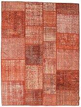 CarpetVista Patchwork Teppich 173x230 Moderner