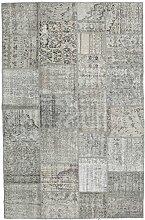 CarpetVista Patchwork Teppich 196x302 Moderner