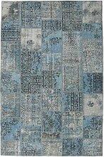 CarpetVista Patchwork Teppich 197x298 Moderner
