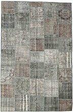 CarpetVista Patchwork Teppich 197x300 Moderner