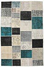CarpetVista Patchwork Teppich 197x301 Moderner