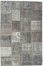 CarpetVista Patchwork Teppich 197x302 Moderner