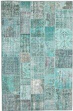 CarpetVista Patchwork Teppich 198x298 Moderner