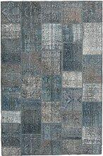 CarpetVista Patchwork Teppich 198x301 Moderner