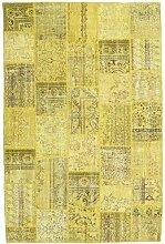 CarpetVista Patchwork Teppich 198x303 Moderner