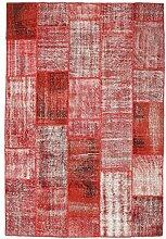 CarpetVista Patchwork Teppich 199x296 Moderner