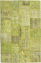 CarpetVista Patchwork Teppich 199x304 Moderner