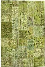 CarpetVista Patchwork Teppich 200x300 Moderner