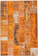 CarpetVista Patchwork Teppich 201x298 Moderner