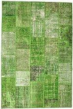 CarpetVista Patchwork Teppich 201x300 Moderner