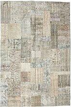 CarpetVista Patchwork Teppich 201x302 Moderner