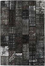 CarpetVista Patchwork Teppich 201x303 Moderner