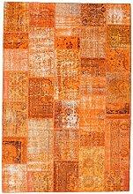 CarpetVista Patchwork Teppich 202x299 Moderner