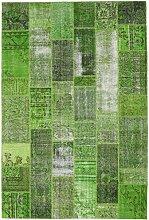 CarpetVista Patchwork Teppich 202x302 Moderner