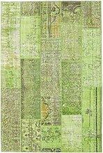 CarpetVista Patchwork Teppich 202x303 Moderner