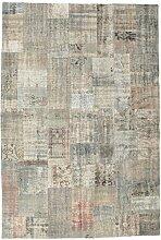 CarpetVista Patchwork Teppich 203x298 Moderner