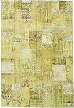 CarpetVista Patchwork Teppich 204x301 Moderner