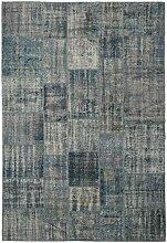 CarpetVista Patchwork Teppich 205x300 Moderner