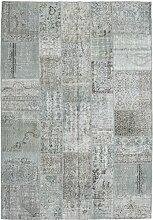 CarpetVista Patchwork Teppich 205x301 Moderner