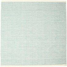 CarpetVista Seaby - Blau Teppich 250x250 Moderner,