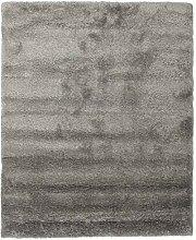CarpetVista Shaggy Sadeh - grau Teppich 200x250