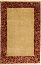 CarpetVista Täbriz Royal Magic Teppich 125x182
