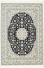 CarpetVista Teppich Nain Emilia, Kurzflor, 140 x
