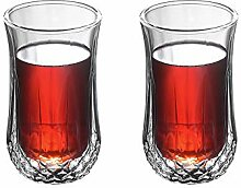 Carrefour Whiskygläser Doppelwandig Bourbon