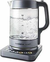 CARRERA 651 Wasserkocher aus Glas mit