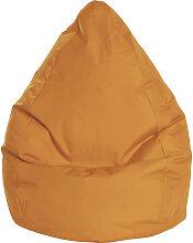 Carryhome SITZSACK Orange , 300 L, 80x130x80 cm