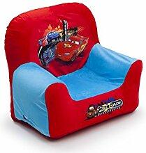 Cars aufblasbarer Sessel (Rot/Blau)