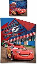 Cars Disney Bettwäsche 140 x 200 ( passt 135x200)