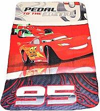 Cars Disney Pixar Fleecedecke Lightning McQueen 95