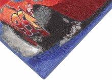 Cars Racetrack Teppich Kinderteppich | Spielteppich 95x133 cm C22