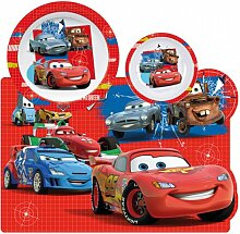Cars Spies Platzset 42x29cm, 1Se